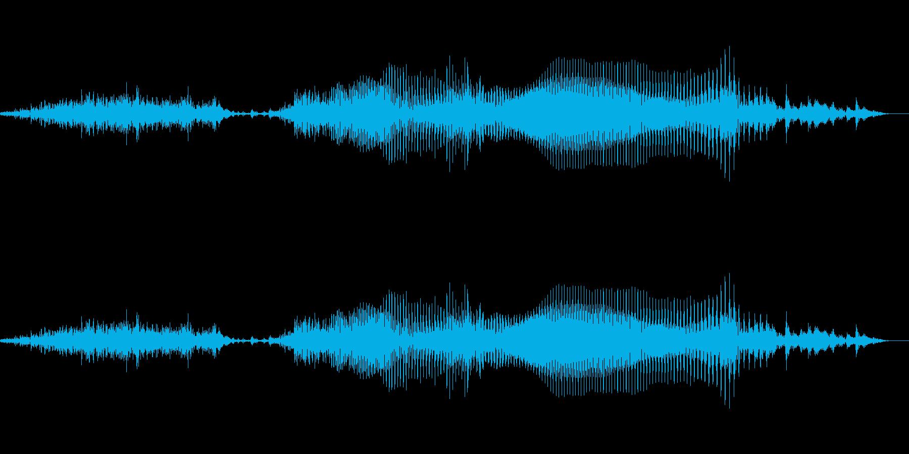 すきあり!の再生済みの波形