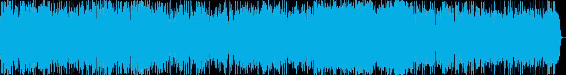 ああ、これはアグレッシブ、ブル・シ...の再生済みの波形