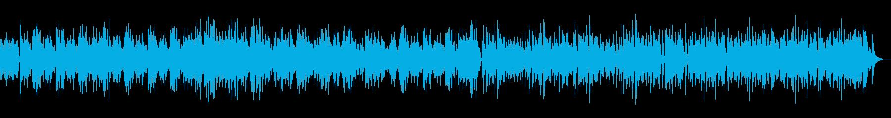 エンターテイナー_オルゴールver.の再生済みの波形
