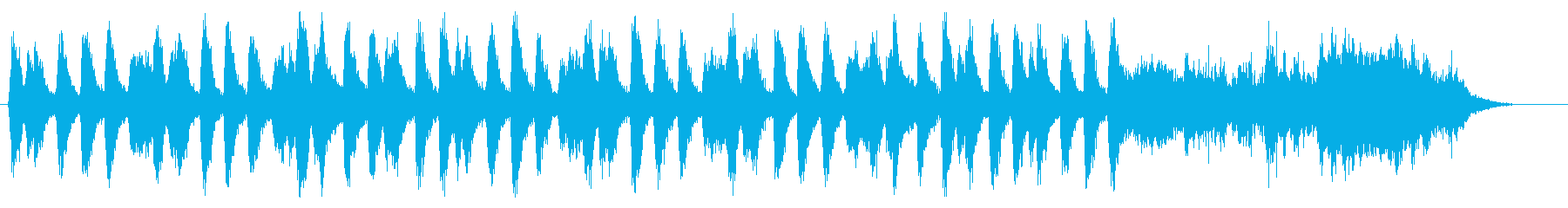 Birthdays celebrated by the little old men's reproduced waveform