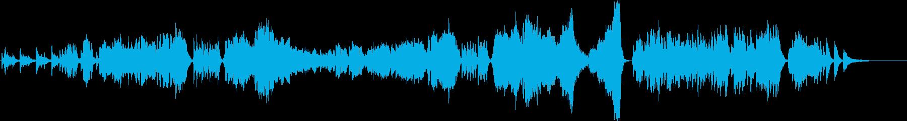 ドラマチックなオーケストラポップスです。の再生済みの波形