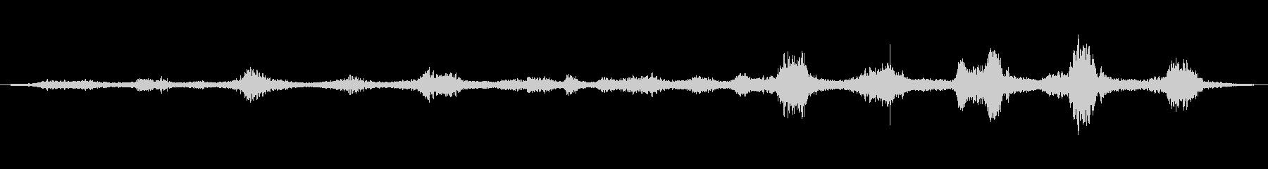 メタルボウ5.1 Atmos 1-5.1の未再生の波形