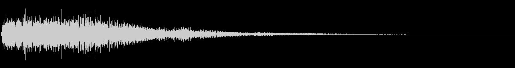 【 魔法/幻想/未来/不思議 ロゴ1】の未再生の波形