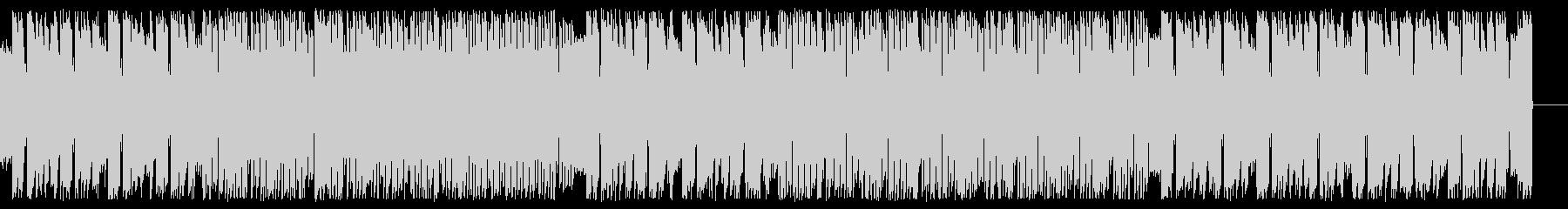 疾走感 ノリノリチップチューン 8bitの未再生の波形