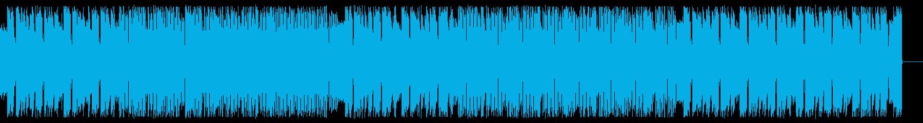 疾走感 ノリノリチップチューン 8bitの再生済みの波形