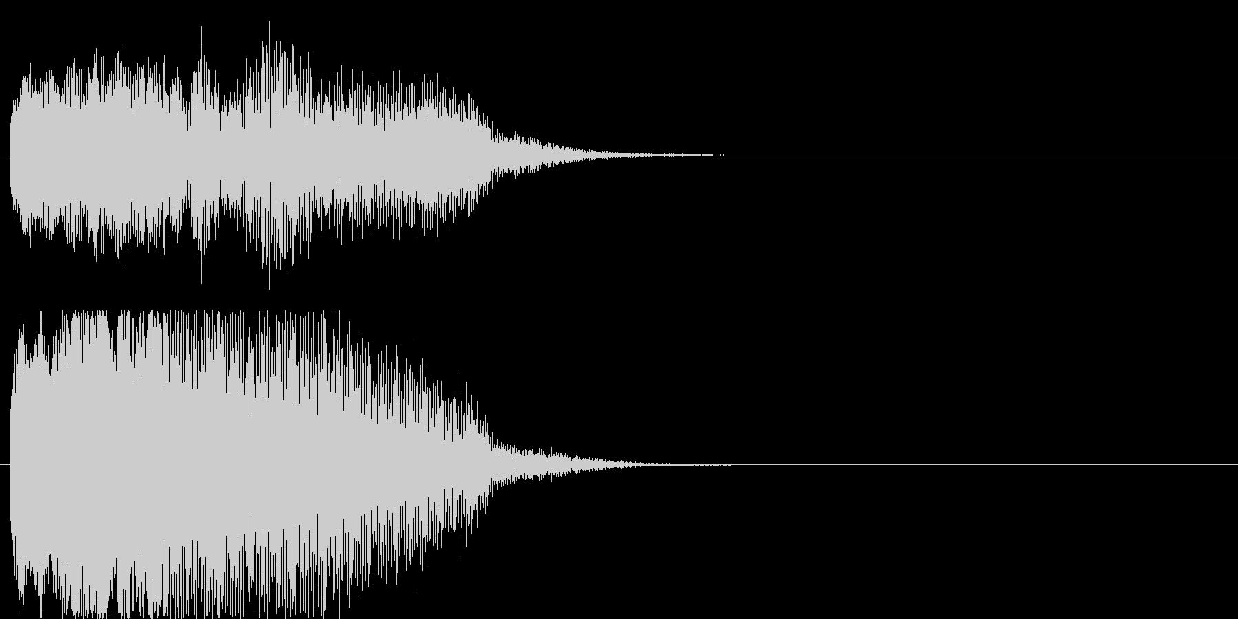 ゲーム、クイズ(不正解)_003の未再生の波形