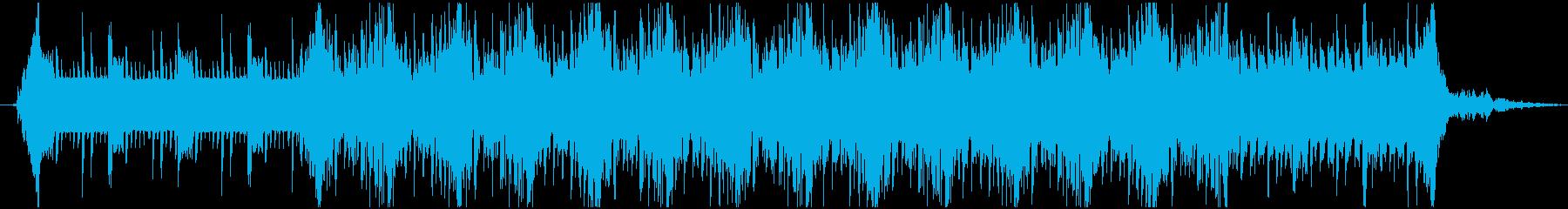 実験的な Hip-hop アクティ...の再生済みの波形