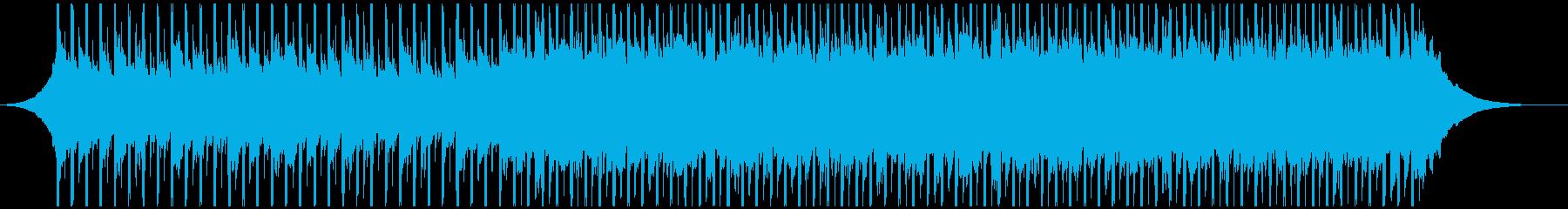 達成(中)の再生済みの波形