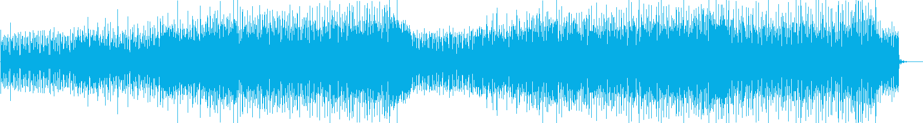 ■EDM・エレピ・スタート・お出かけの再生済みの波形
