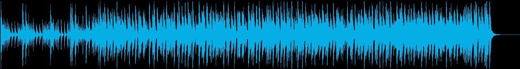 源さんっぽいHappyなポップ ショートの再生済みの波形
