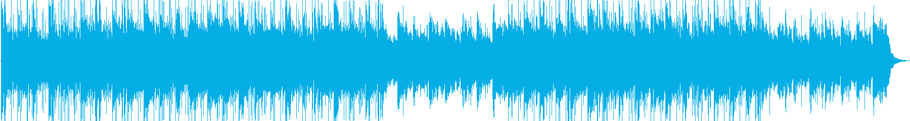 柔らかさをイメージしたヒップホップ風チルの再生済みの波形