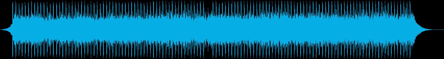 アップビートコーポレート(60秒)の再生済みの波形