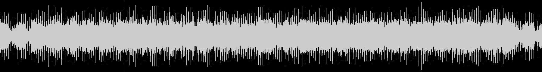 ループ ポップでかわいい日常系の未再生の波形