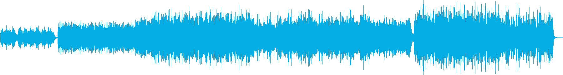 神秘的なプログレッシブ。遠方のリズ...の再生済みの波形
