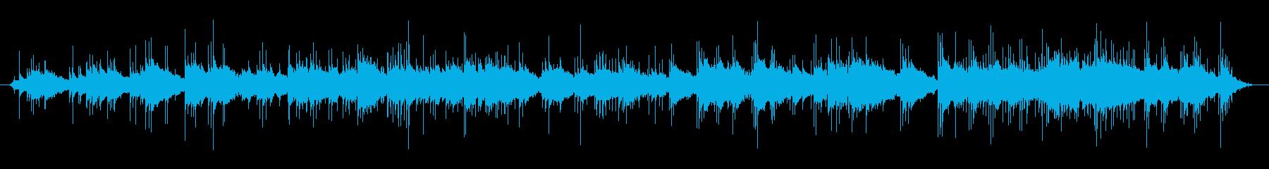 赤ちゃん ベビー ガラガラ 夢見心地 3の再生済みの波形