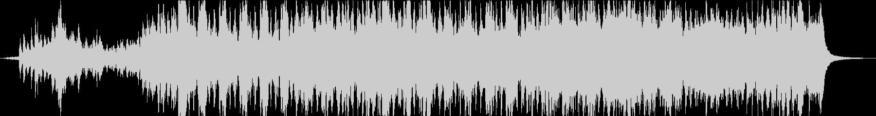 疾走感が半端ないオーケストラ(短縮版)の未再生の波形