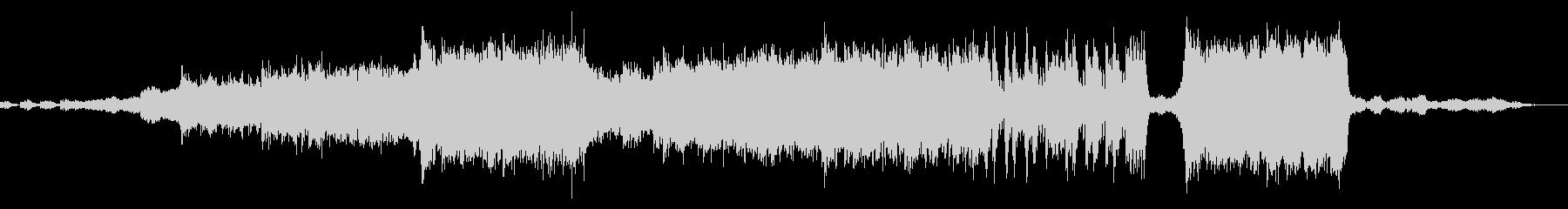 YAMATOの未再生の波形