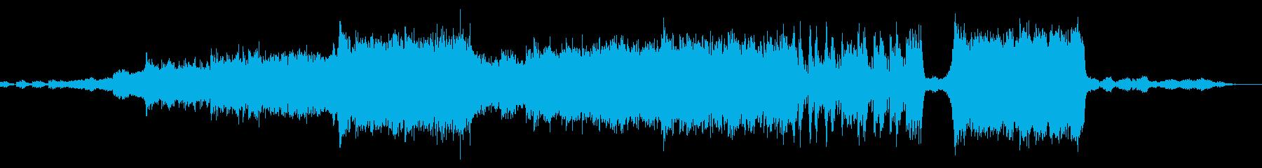 YAMATOの再生済みの波形