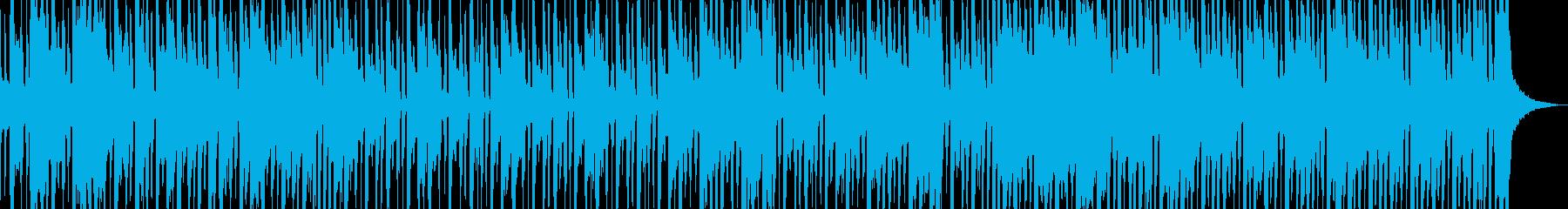 レゲエ スカし アクティブ 明るい...の再生済みの波形