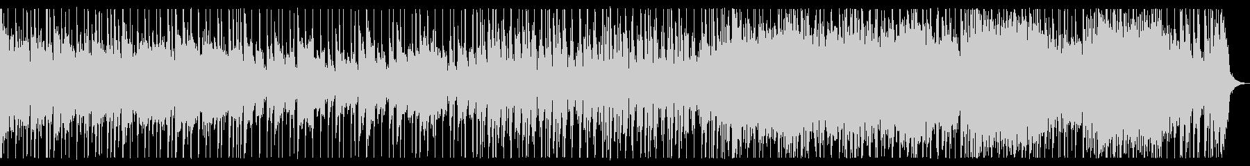 爽やか。日常。歌モノポップス。の未再生の波形