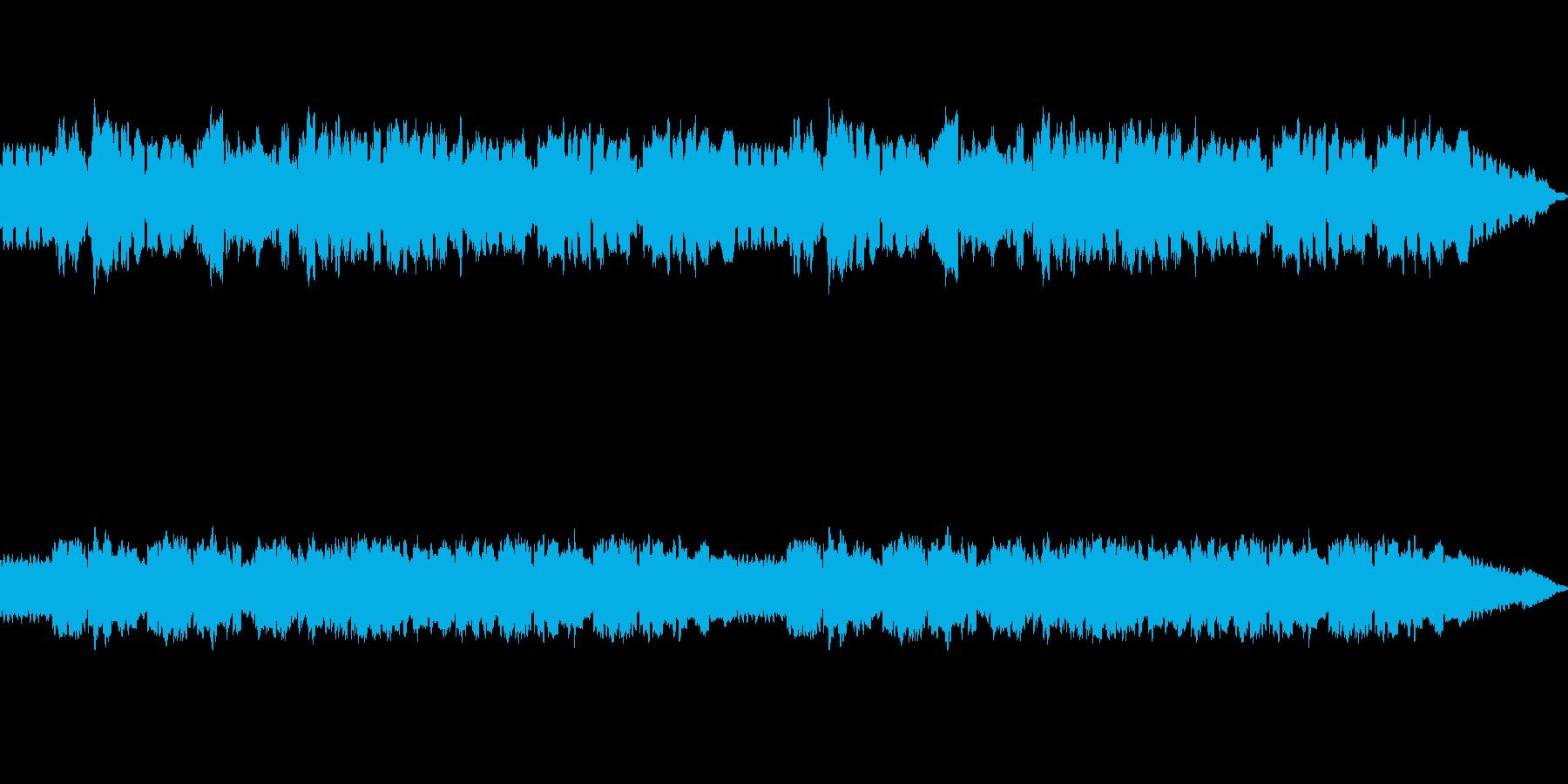 白鳥の湖『情景』ファミコンアレンジの再生済みの波形