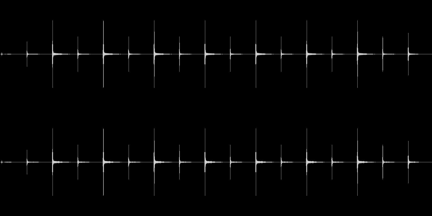 時計 tick tock_4-4_revの未再生の波形