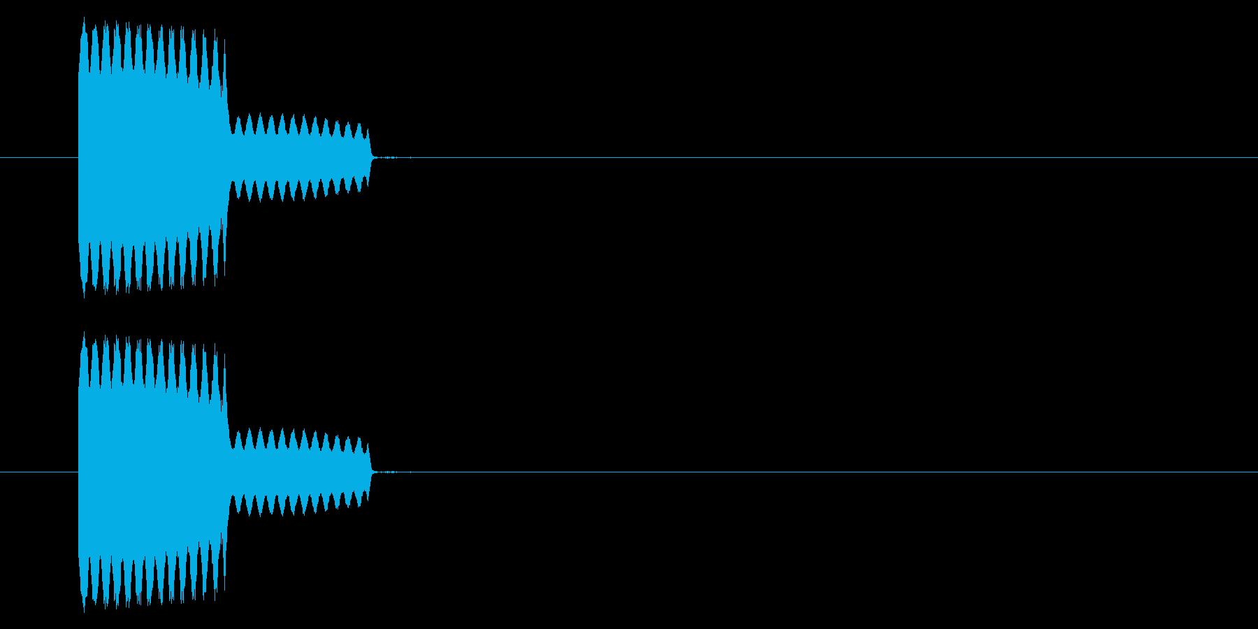 【GB 汎用02-04(ピッチ)】 の再生済みの波形