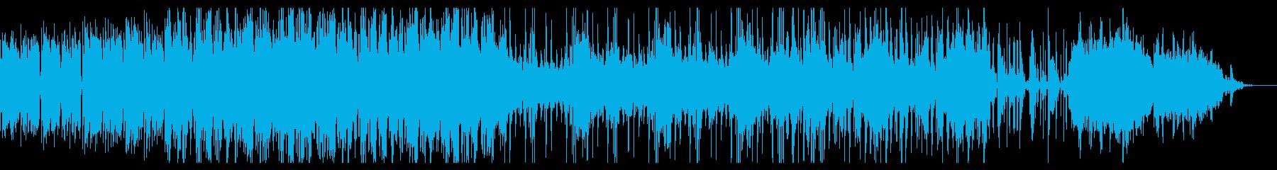 プログレッシブなアートロックサウンド。の再生済みの波形