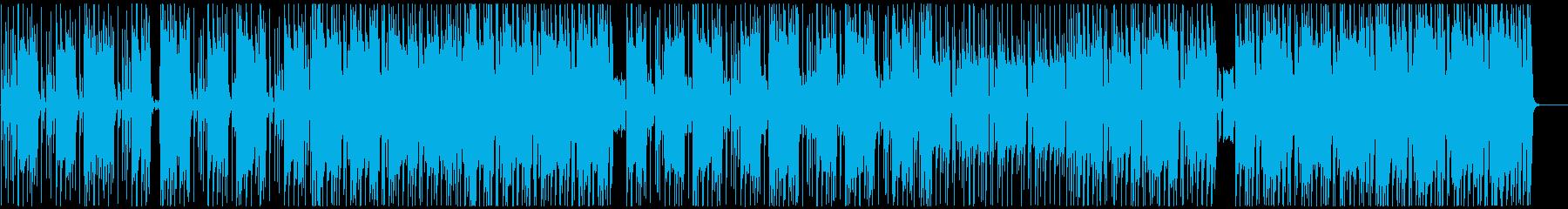 ポップオルタナティブインストバウン...の再生済みの波形