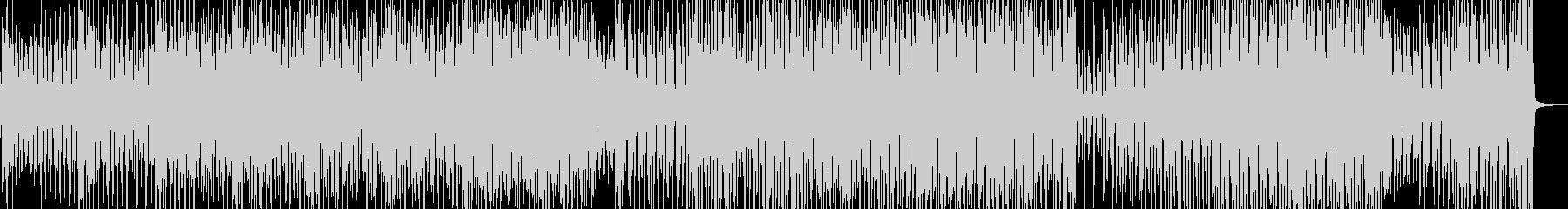 クせになるハイテンション三味線テクノ Bの未再生の波形