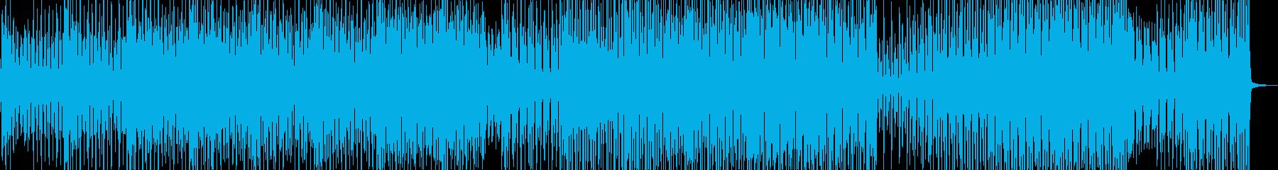 クせになるハイテンション三味線テクノ Bの再生済みの波形