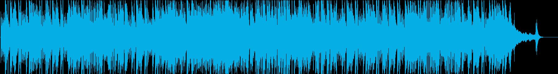 ジャズの名曲 ピアノトリオ アドリブ付きの再生済みの波形