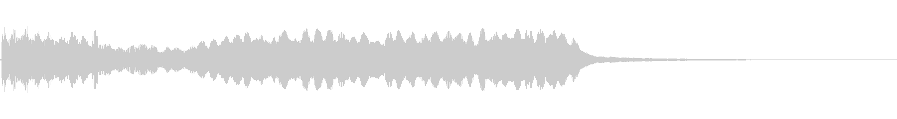 ロックブルースバンパー6の未再生の波形