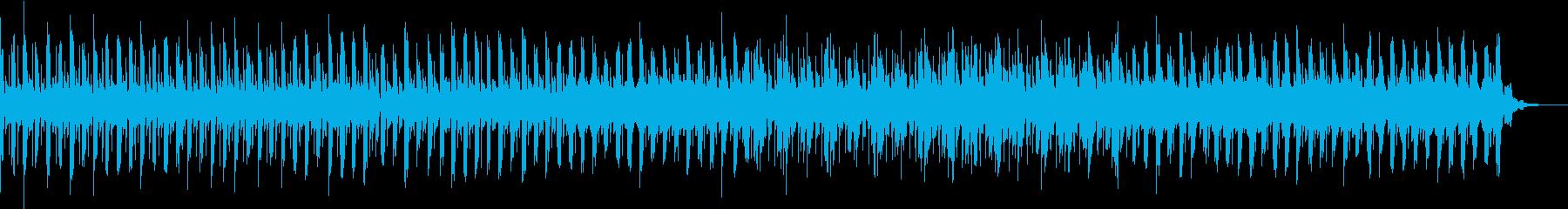 勉強 暗記 学習 まったり  シンセの再生済みの波形