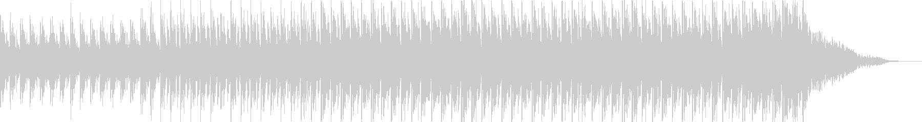 EDMドロップオンリー 10の未再生の波形