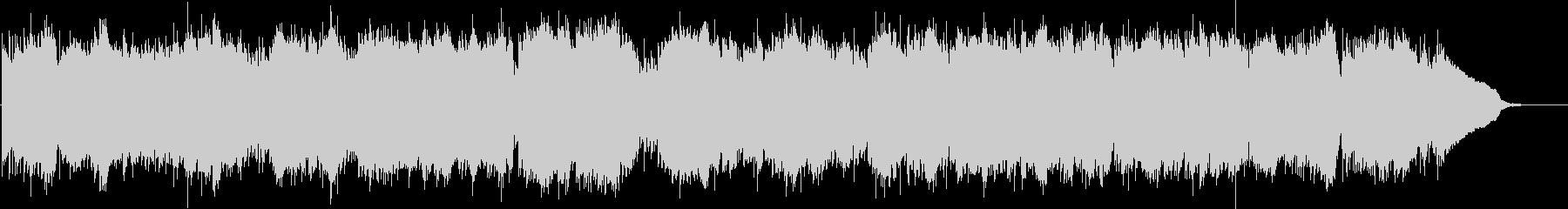 ジングル・ベル(ハンドベル・バージョン)の未再生の波形