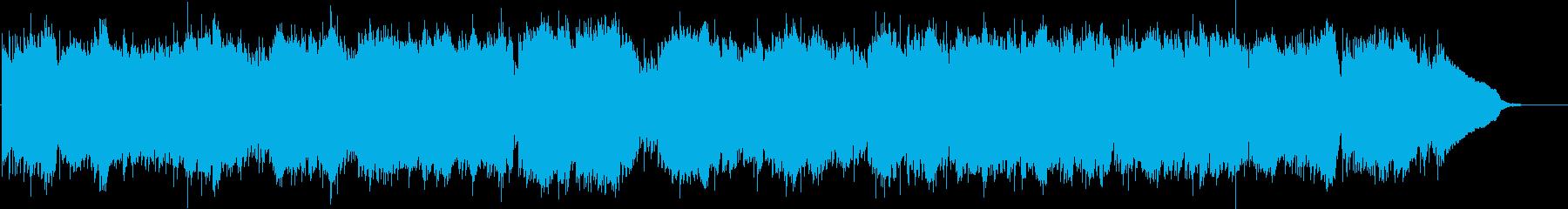 ジングル・ベル(ハンドベル・バージョン)の再生済みの波形