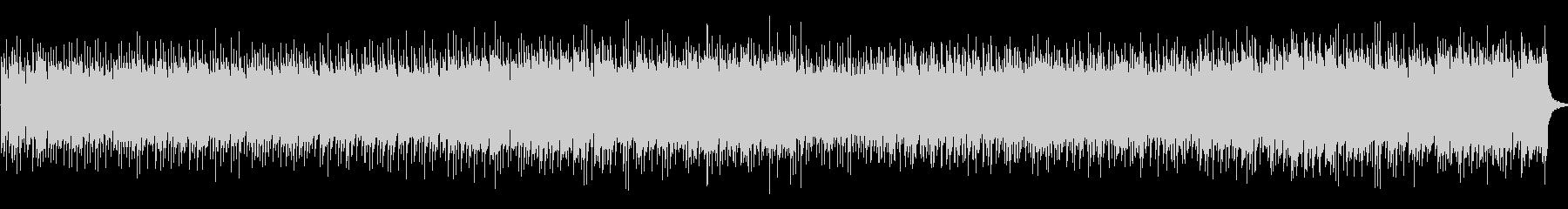 シンセとオーケストラのバトルBGMの未再生の波形