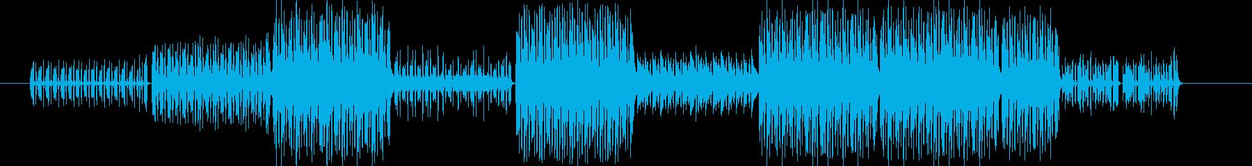 このアコーディオンとマンドリンに導...の再生済みの波形