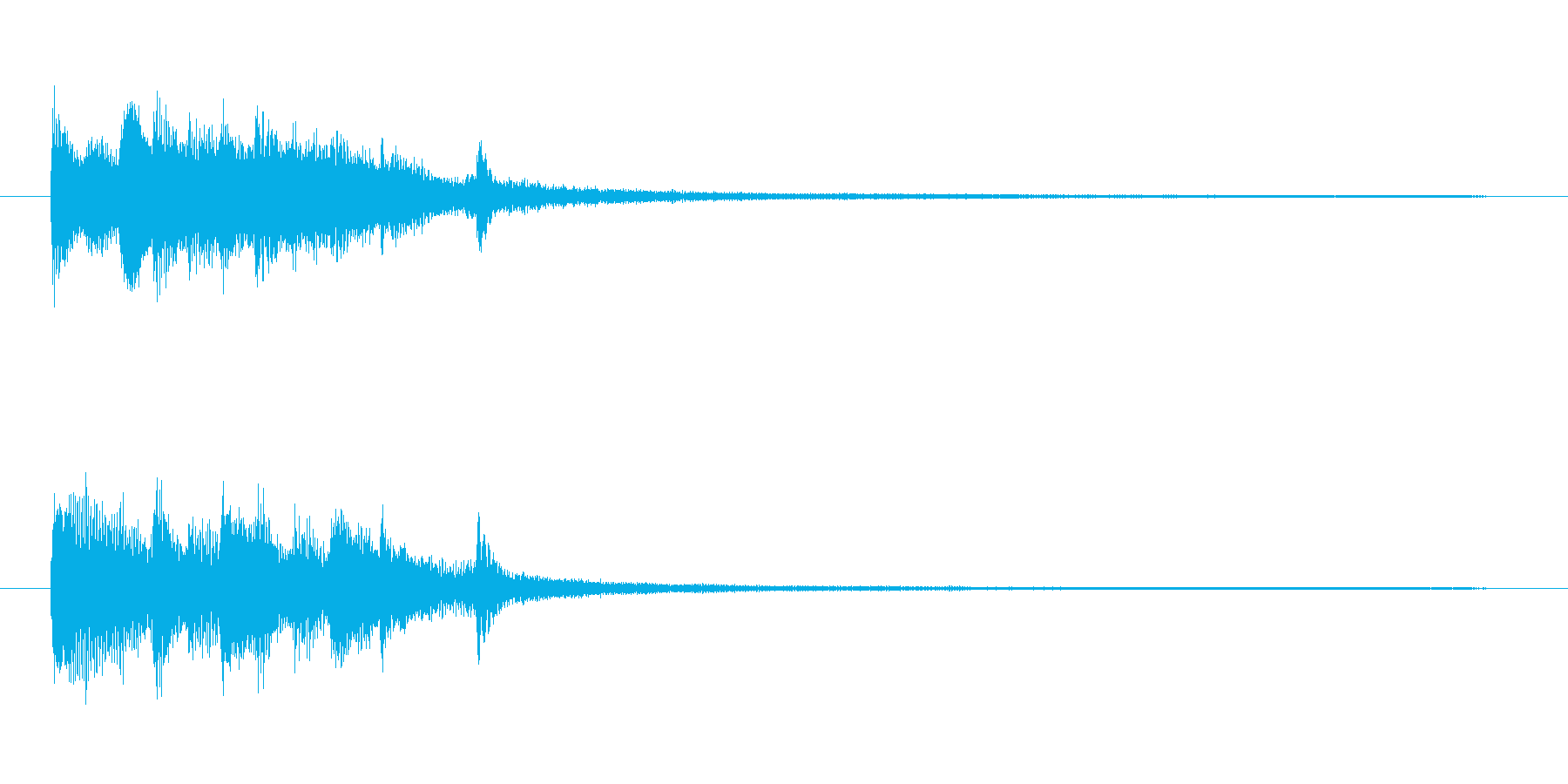 ジングル:TECH系・IT系03の再生済みの波形