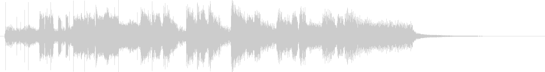 Funny cowboy, short song's unreproduced waveform