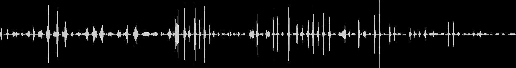 ピットブル犬綱引きの意味のうなり声と樹皮の未再生の波形