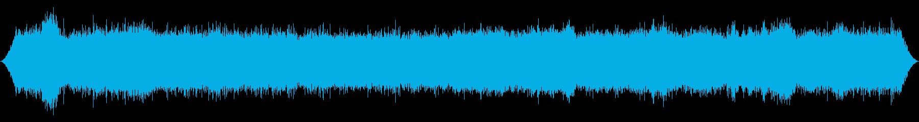 オーシャン:波が重く、強力な波のう...の再生済みの波形