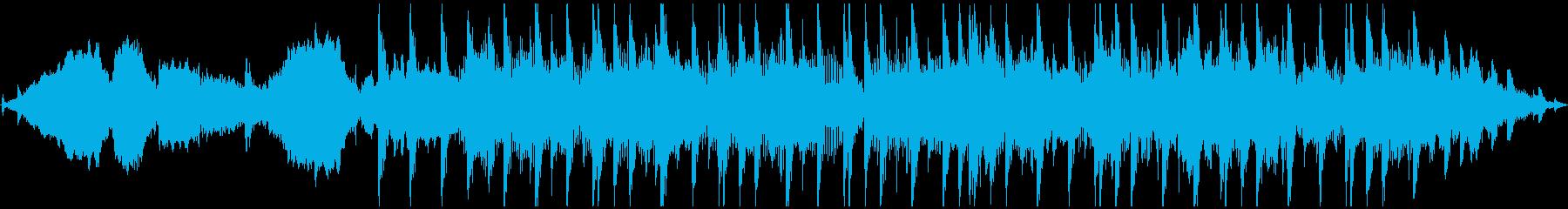 インド・東洋風チルアウトビートの再生済みの波形