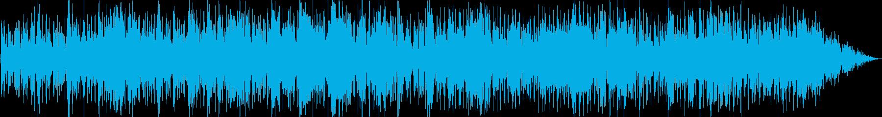 有名なクリスマスソングはサックスを...の再生済みの波形
