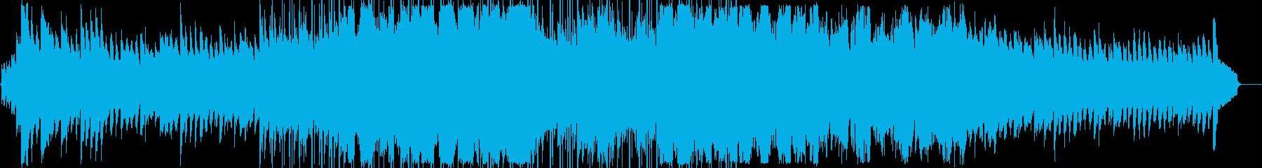 企業VP/さわやかでテンポのいいBGMの再生済みの波形