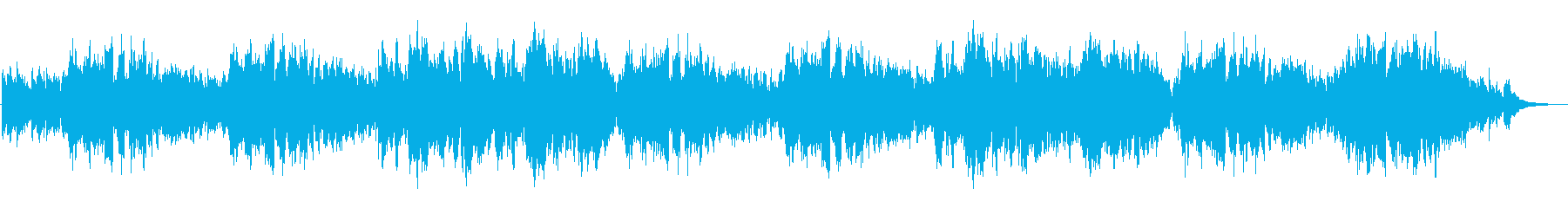 For travel programs, nature, outdoors, camping, etc.'s reproduced waveform