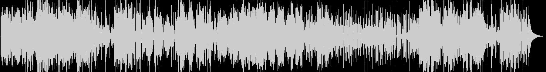 ジャズ。クール。メロディアス。ボサノバ。の未再生の波形