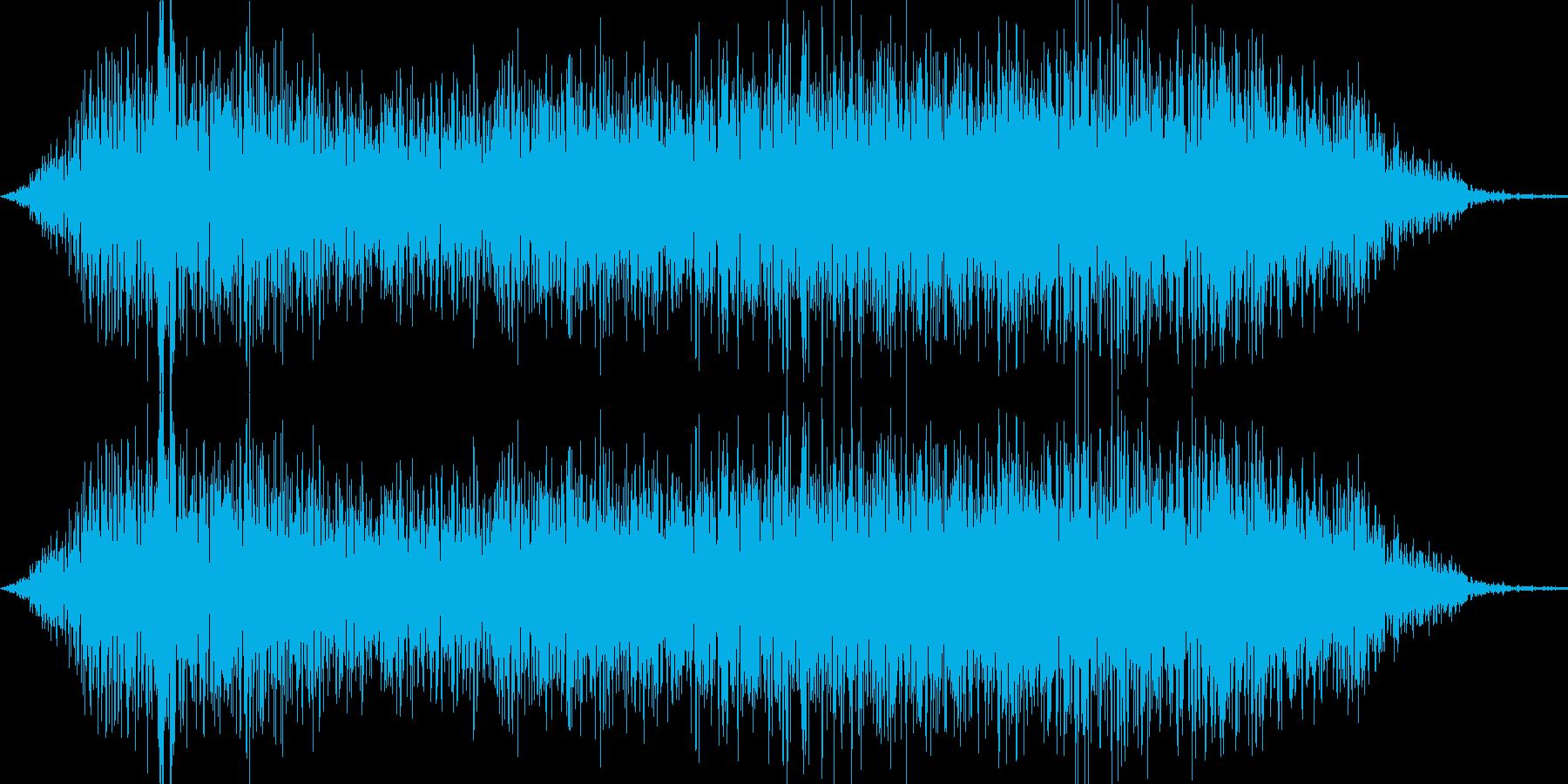 よー!(男女)和風掛け声 祭りの再生済みの波形