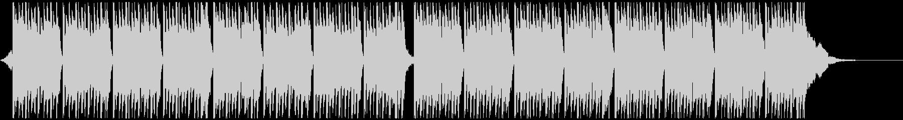 レーシング(45秒)の未再生の波形
